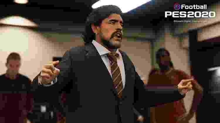 """Sistema de transferências mais realista e opções de """"controle do vestiário"""" são mudanças da Master League  - Divulgação"""
