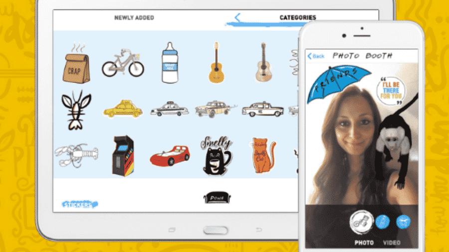 Friends ganha aplicativo gratuito em português para divertir fãs da série - divulgação/Warner