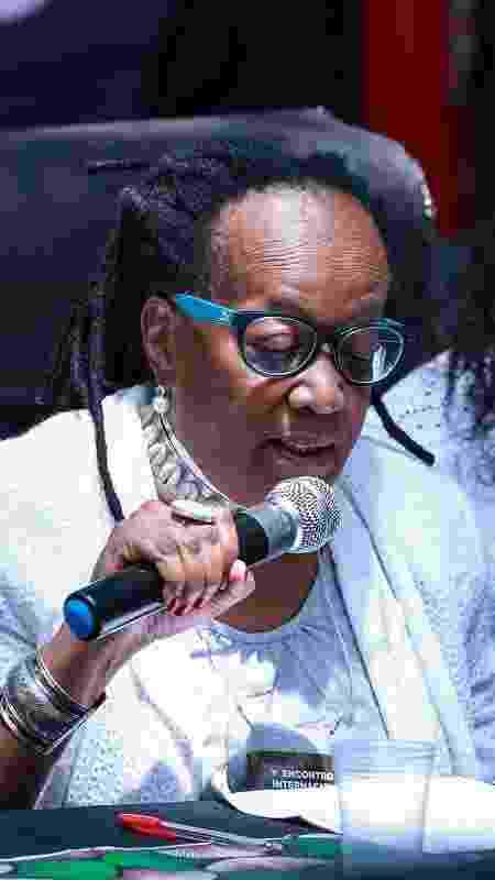 A filósofa Suely Carneiro esteve presente no 1º Encontro Internacional da Coalizão Negra por Direitos, em novembro passado - Zalika