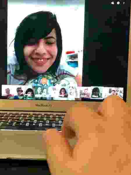 vesta virtual tela - Arquivo pessoal - Arquivo pessoal