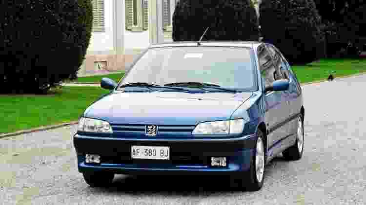 Peugeot 306 - Divulgação - Divulgação