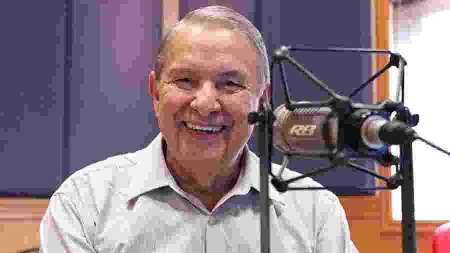 José Paulo de Andrade, jornalista da Rádio Bandeirantes - Reprodução