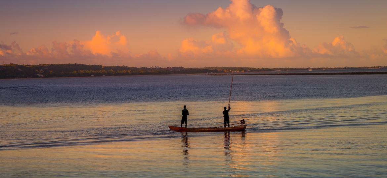 Porto Seguro e Gramado marcaram presença no top 5 da avaliação feita no Tripadvisor pelos viajantes; Cochin, na Índia, aparece em primeiro lugar - Getty Images/iStockphoto