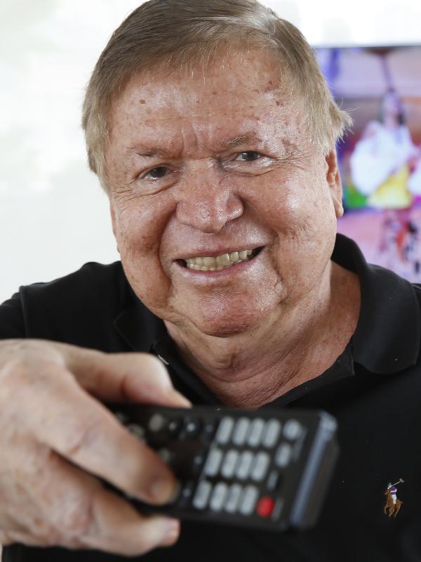 Boni completa 85 anos, fala dos desafios da Globo e diz: 'Sou um maluco sonhador'