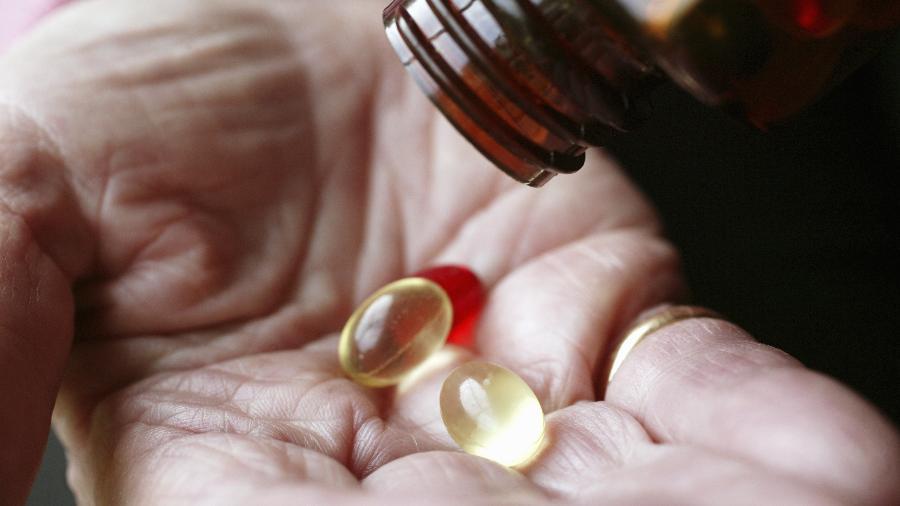 Suplementação personalizada de vitaminas oferecida por apps pode não ser capaz de corrigir deficiências nutricionais  - Getty Images