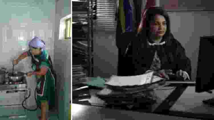 A empregada doméstica que virou juiza Antônia Marina Aparecida de Paula Faleiros - Acervo pessoal - Acervo pessoal