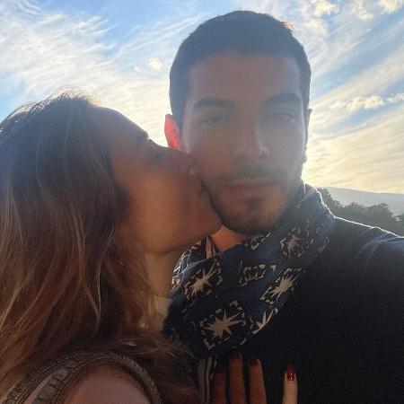 Luana Piovani e Lucas Bitencourt - Reprodução/Instagram