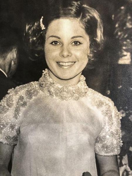 Vera Fischer em 1966 - Reprodução/Instagram