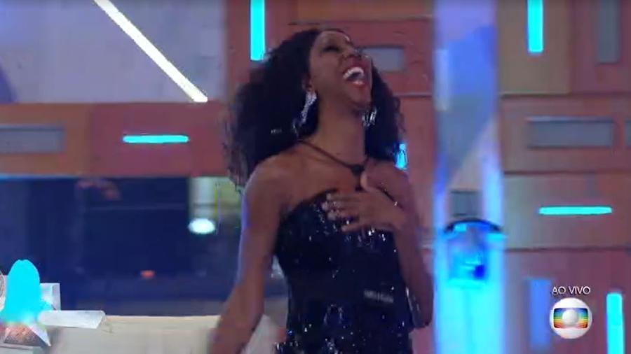 BBB 21: Camilla de Lucas fica em segundo lugar - Reprodução/ Globoplay