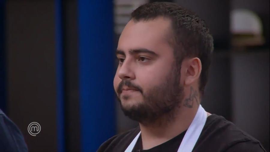 """Antonio é o quinto eliminado do """"MasterChef"""" - Reprodução/Instagram"""