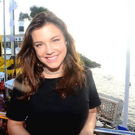 Alice Wegmann festa de lançamento Lei do Amor - Eduardo Martins/AgNews