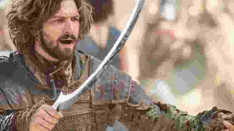 """Michiel Huisman interpretou o personagem Daario Naharis em """"Game of Thrones"""" - Divulgação - Divulgação"""