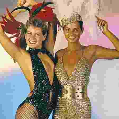 Xuxa e Brunet - Reprodução/Twitter - Reprodução/Twitter