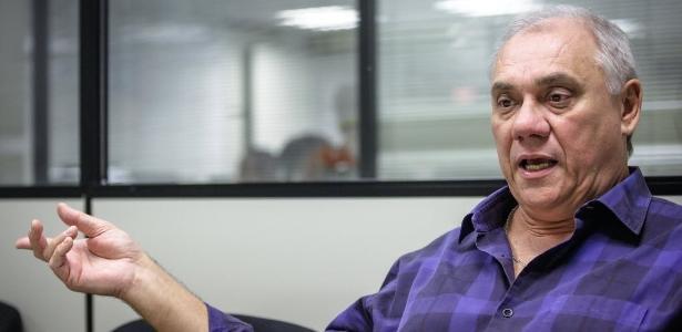 O apresentador Marcelo Rezende, que morreu neste sábado (16) aos 65 anos