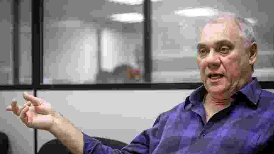 O apresentador Marcelo Rezende, que morreu neste sábado (16) aos 65 anos - Leandro Moraes/UOL