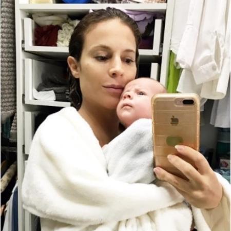 Maíra Charken com o filho, Gael - Reprodução/Instagram/mairacharken