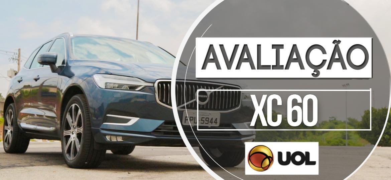 Volvo XC60 Inscription: metal trabalhado, madeira real, couro premium e muito silêncio a bordo - TVUOL