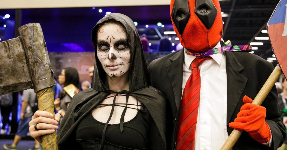 Deadpool para presidente?