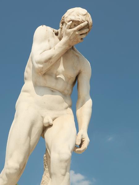 O pênis pode sofrer com fratura e rompimento do freio - Getty Images
