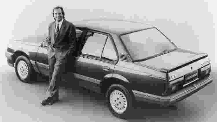 """Chevrolet Monza """"500 EF"""" - Divulgação - Divulgação"""