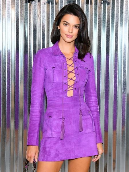 Kendall Jenner - Jared Siskin/Getty Images for Longchamp