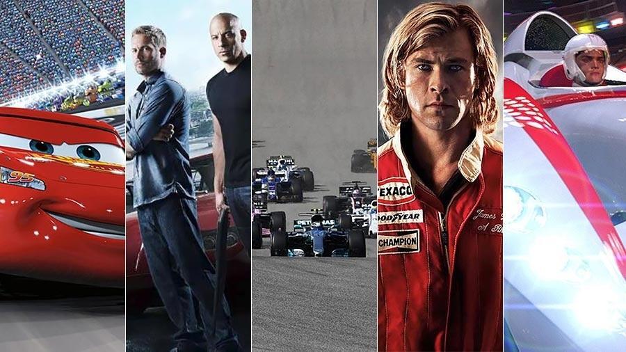 Filmes sobre corridas de Fórmula 1 - Divulgação