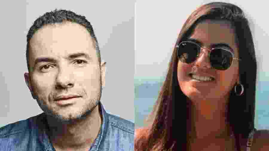 Marco Luque e Rafaella Molon - Reprodução/Instagram
