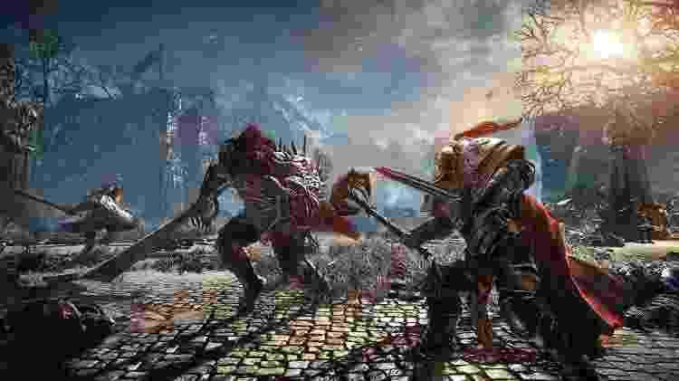 Lords of The Fallen Review 3 - Divulgação - Divulgação