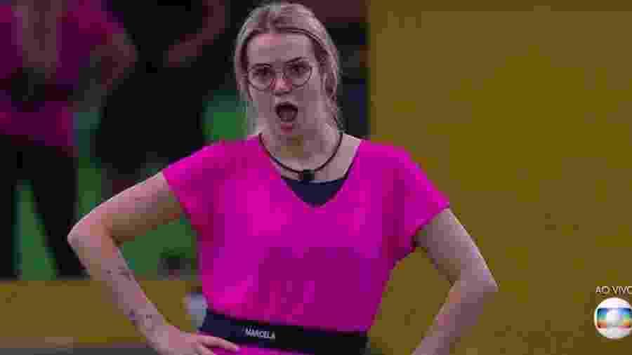 BBB 20: Marcela está no paredão - Reprodução/Globoplay