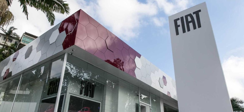 FCA estima que 95% da rede está operando atualmente - Divulgação