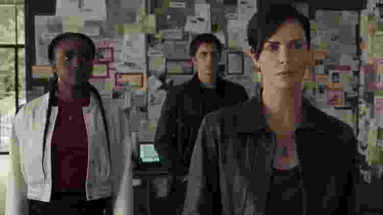 Charlize Theron em 'The Old Guard' - Divulgação/Netflix - Divulgação/Netflix
