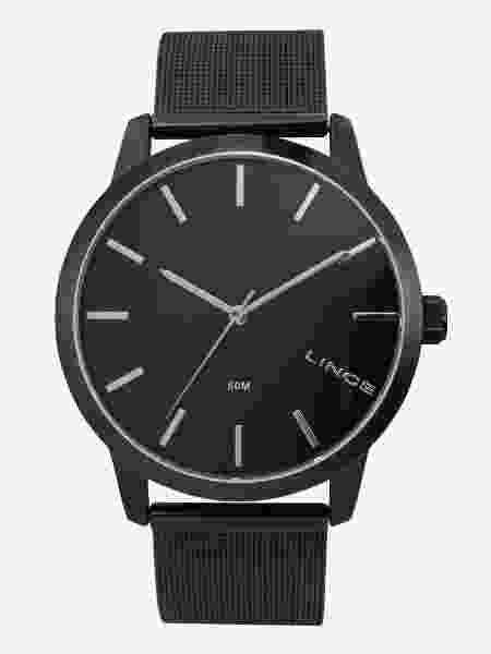 Relógio Masculino Aço 5ATM Lince - Divulgação - Divulgação