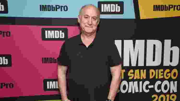 19.07.2019 - Jeph Loeb na San Diego Comic-Con, em San Diego (EUA) - Michael Kovac/Getty Images for IMDb - Michael Kovac/Getty Images for IMDb
