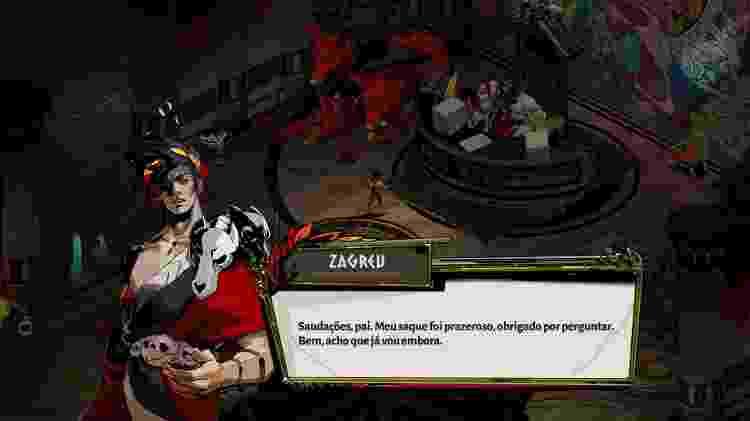 Zagreus - Reprodução/START - Reprodução/START