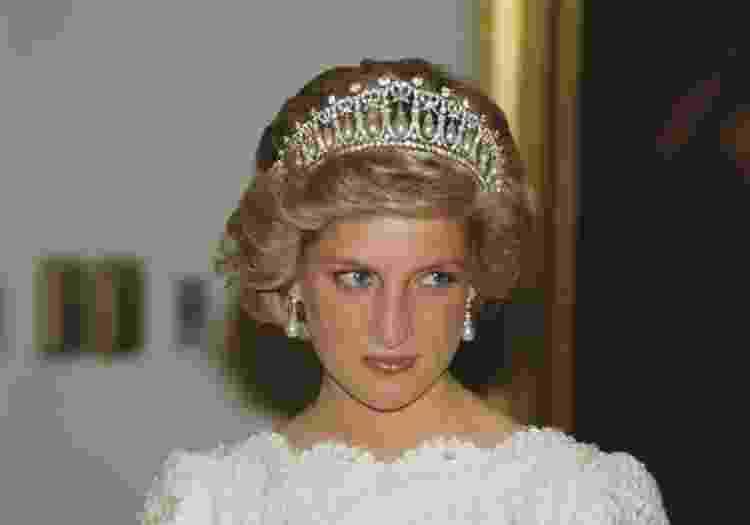 A princesa Diana em novembro de 1985 - Terry Fincher/Princess Diana Archive/Getty Images - Terry Fincher/Princess Diana Archive/Getty Images