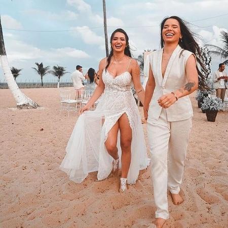 Maria Clara e Fernanda Aguiar - Reprodução/Instagram