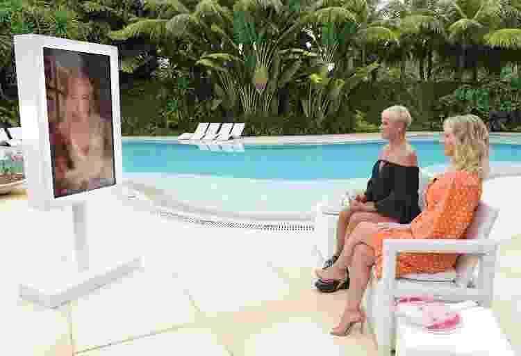 Angélica, Xuxa e Eliana se encontram no programa de Eliana neste domingo - Blad Meneguel/Divulgação - Blad Meneguel/Divulgação