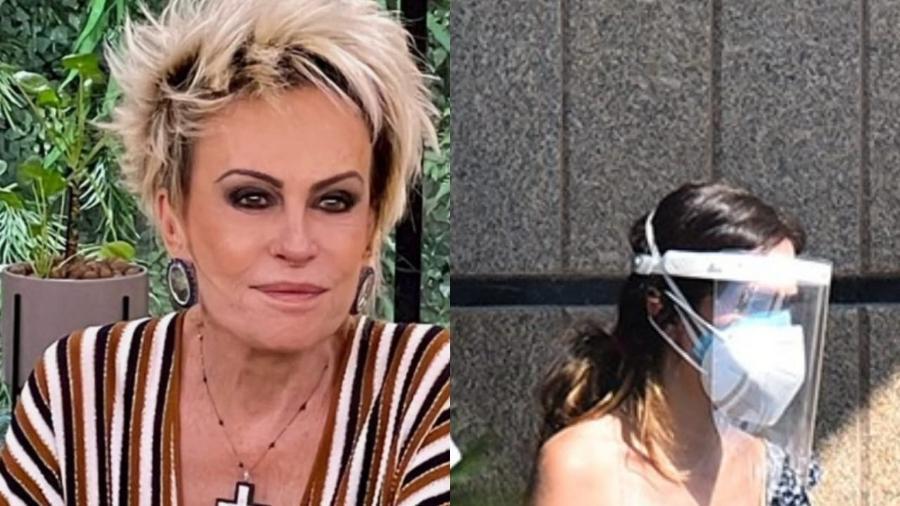 Ana Maria Braga defende Tatá Werneck de críticas - Reprodução/Instagram e Marcelo Sá Barretto/AgNews