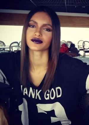 """A modelo Hanne Linhares, que está na abertura de """"Verdades Secretas"""", acha algumas cenas pesadas"""