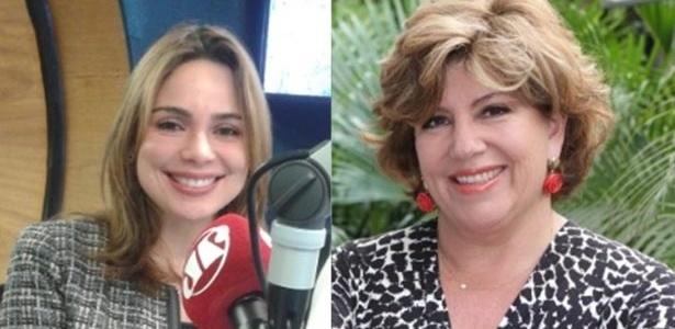 Rachel Sheherazade e Silvia Poppovic  - Divulgação