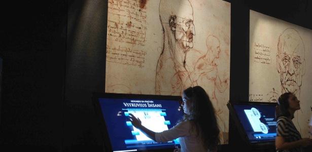 """Exposição """"Grandes Mestres - Michelangelo, Leonardo e Rafael"""" está no Espaço Cultural Porto Seguro - Excellent Exibhition"""
