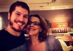 """Atores de """"Além do Tempo"""" se reencontram, e fãs pedem sequência da novela - Reprodução/Instagram/caiopaduan"""