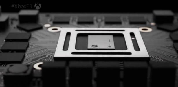 O Project Scorpio é a grande aposta da Microsoft para o mercado de consoles - Divulgação