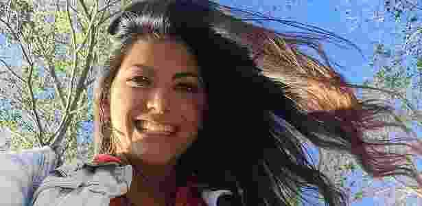 """A bailarina do """"Domingão do Faustão"""", Carol Oliveira, quer conhecer seu pai - Reprodução/Facebook"""
