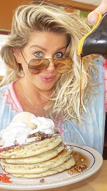 A atriz Karina Bacchi - Reprodução/Instagram