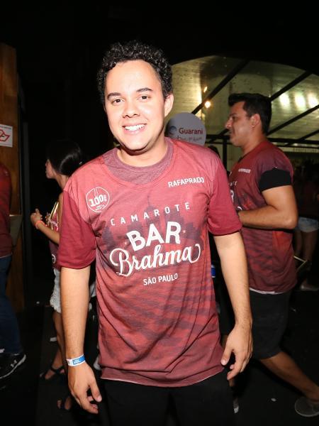 Gui Santana assumirá papel que já foi de Marco Luque - Cláudio Augusto/Brazil News