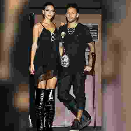 Neymar e Bruna Marquezine - Reprodução/Instagram