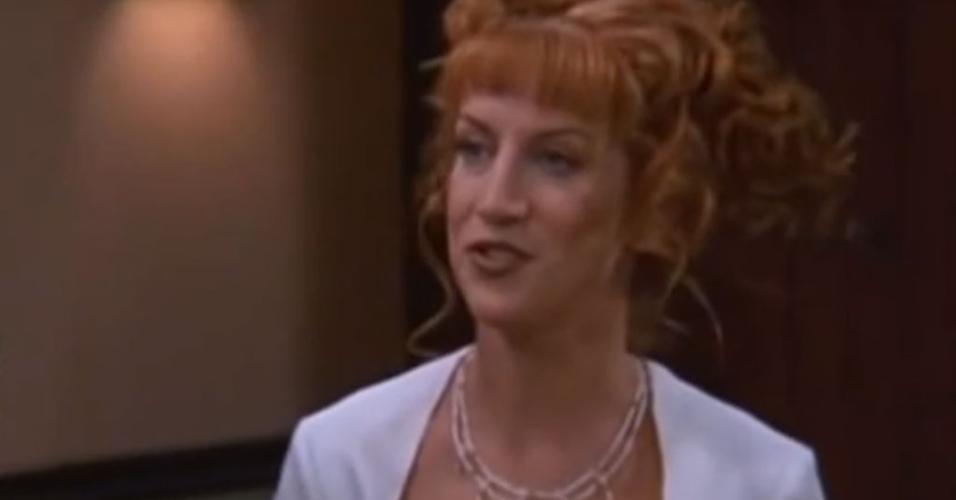 """Kathy Griffin em cena na série de TV """"Imprevisível Susan"""""""