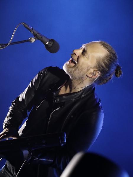 Thom Yorke, do Radiohead, prepara novo álbum solo - Simon Plestenjak/UOL