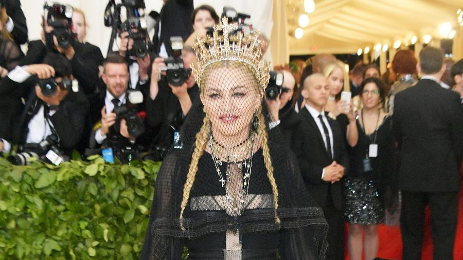 Madonna - Getty Images